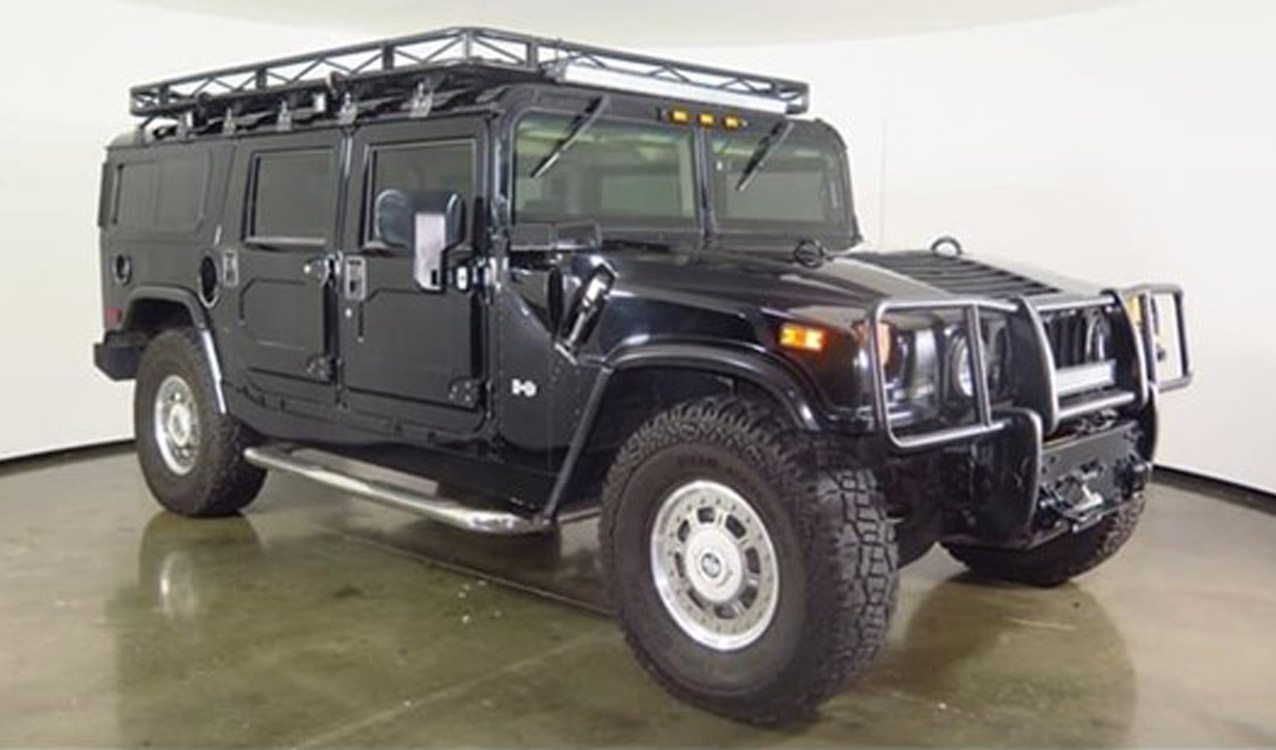 2006 Hummer H1 Alpha Wagon For Sale