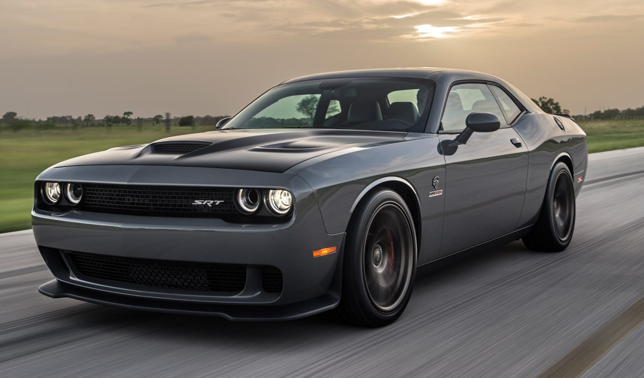 Hennessey Performance Donut Recipe Dodge Hellcat 1000