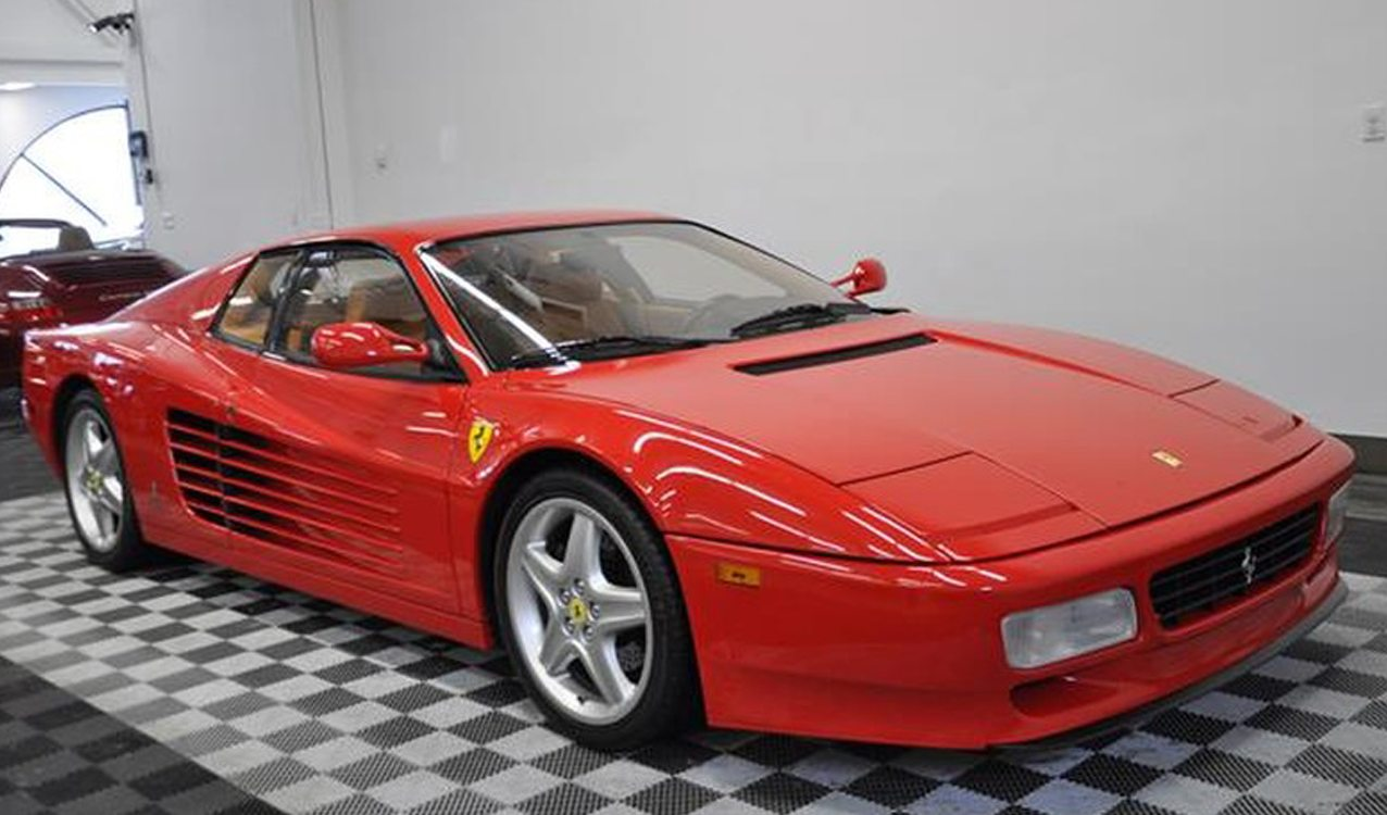 Testarossa For Sale