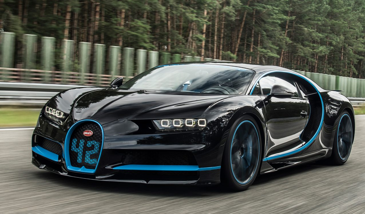 2018 Bugatti Chiron Specs, Photos, Price, & Review