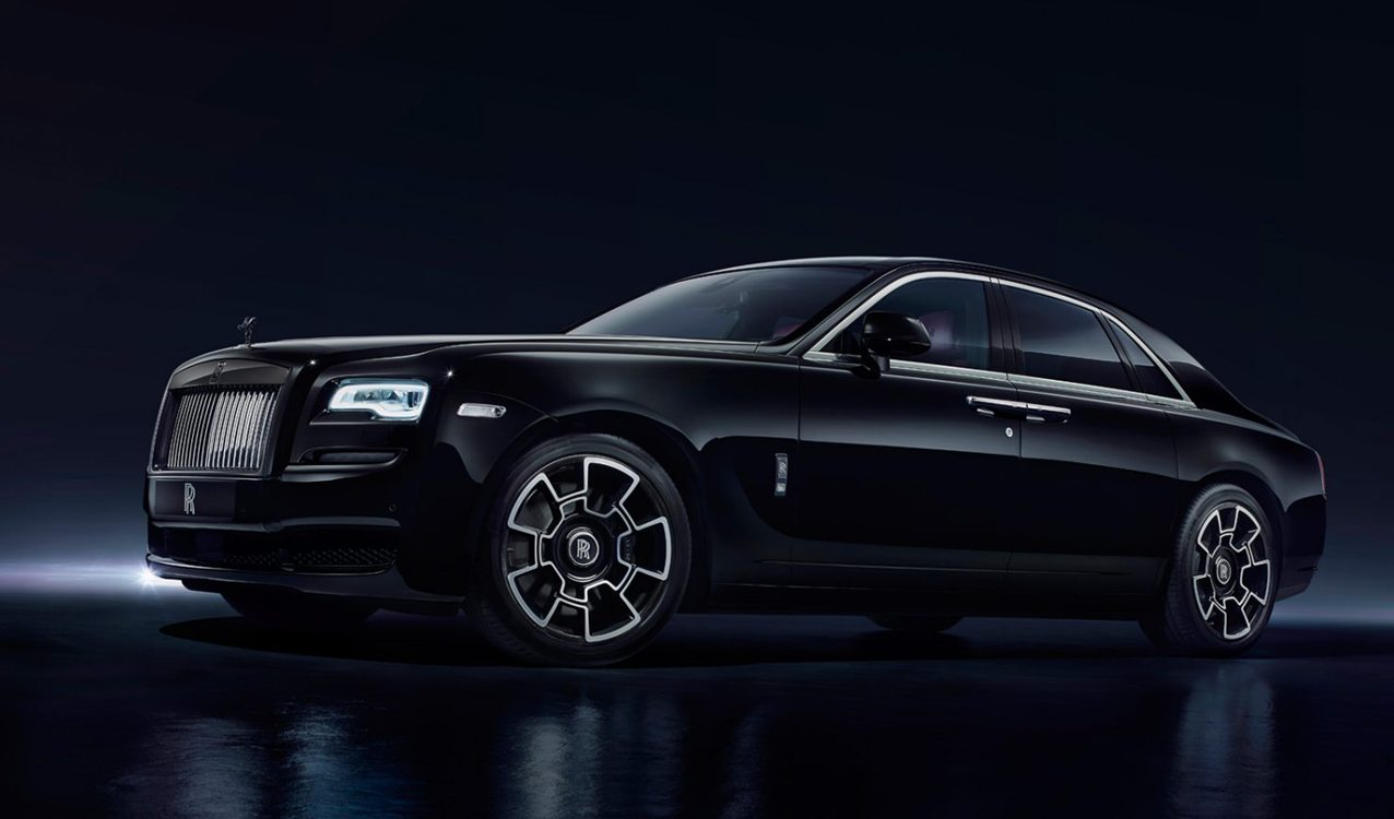 2018 Rolls-Royce Ghost Black Badge: Price, Review, & Specs