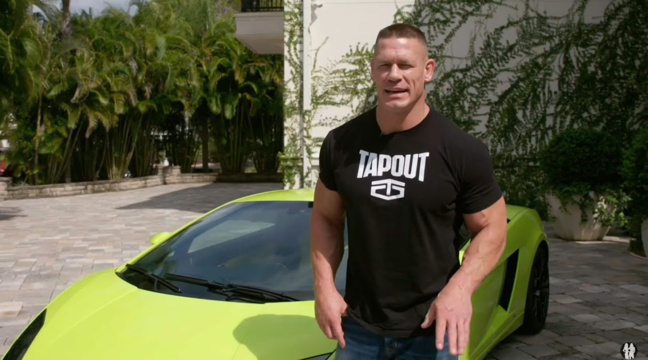 John Cena S Lamborghini Gallardo For Sale