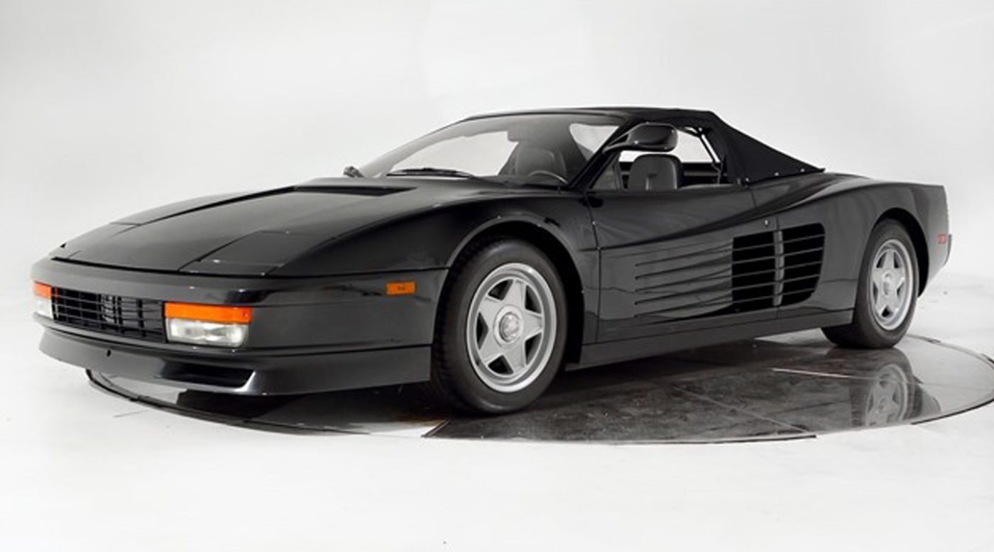 For Sale 1986 Ferrari Testarossa Spider