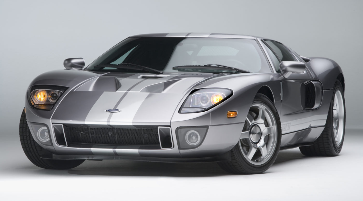 then and now 2006 ford gt for sale in 2007. Black Bedroom Furniture Sets. Home Design Ideas