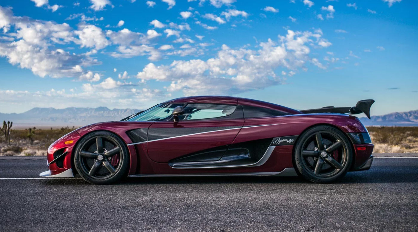 All Records Broken By The Koenigsegg Agera Rs
