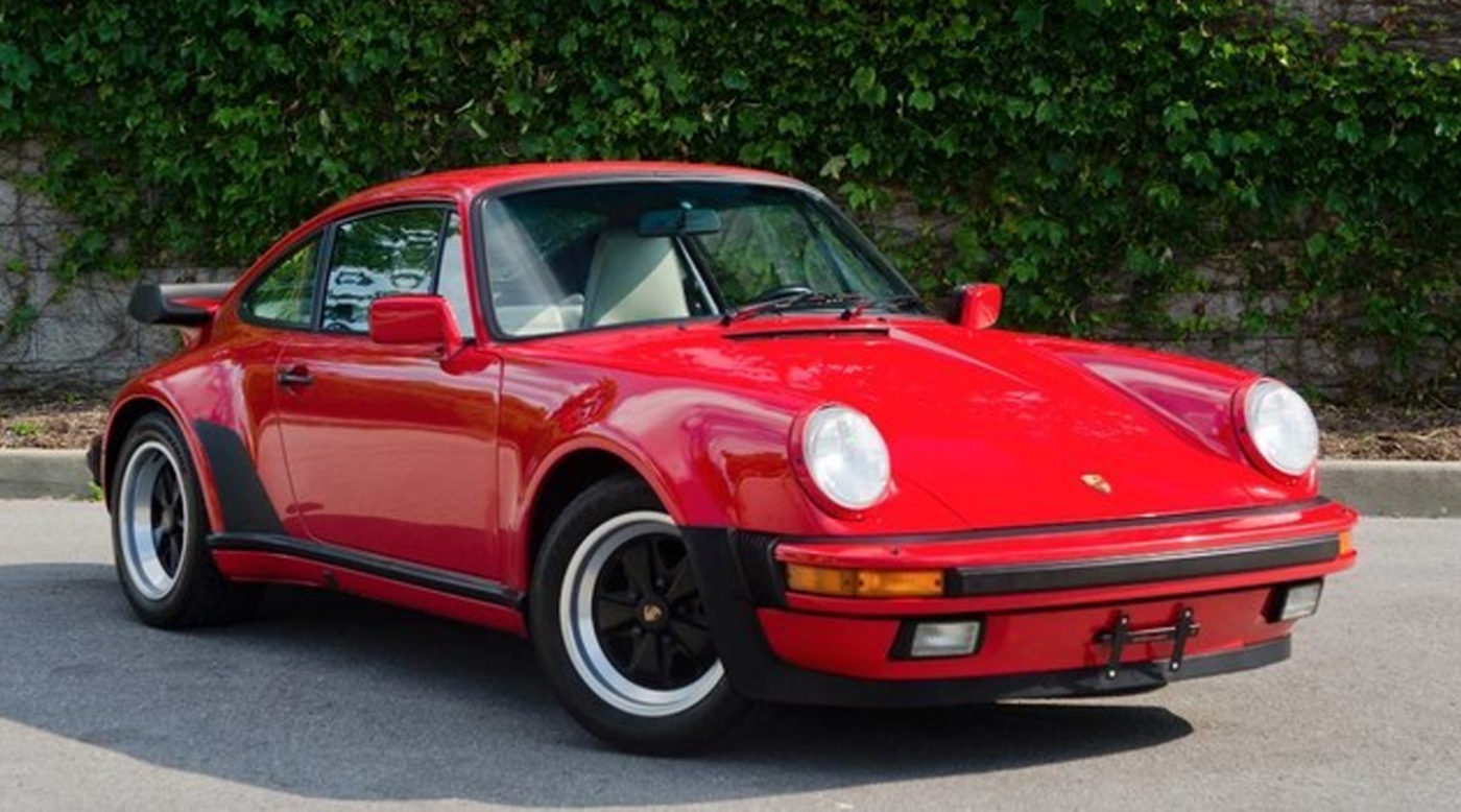 Then and Now: 1987 Porsche 911 Turbo (930)