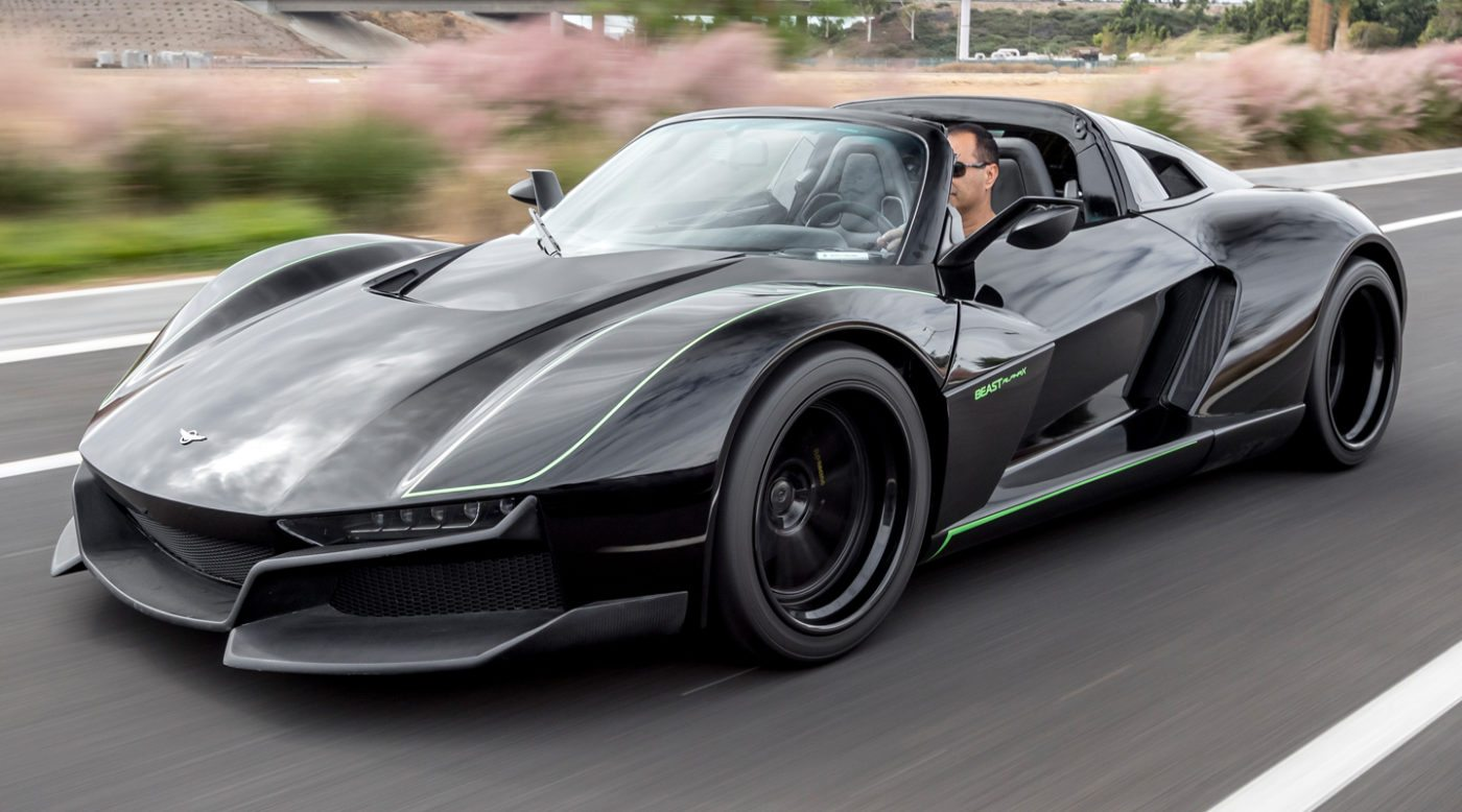 Rampage Jackson Helped Design The New Rezvani Beast Alpha