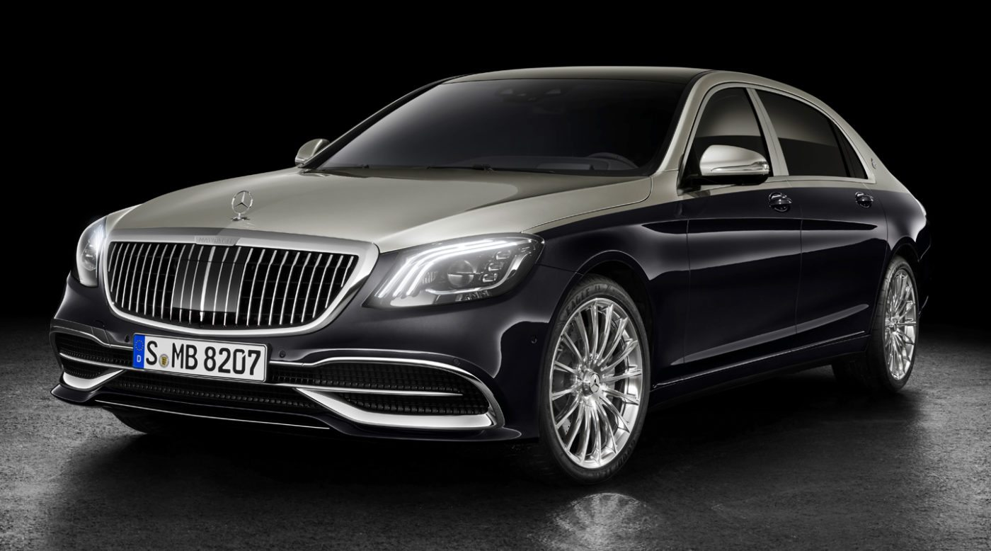 2019 Mercedes Maybach Specs Price Photos Amp Review