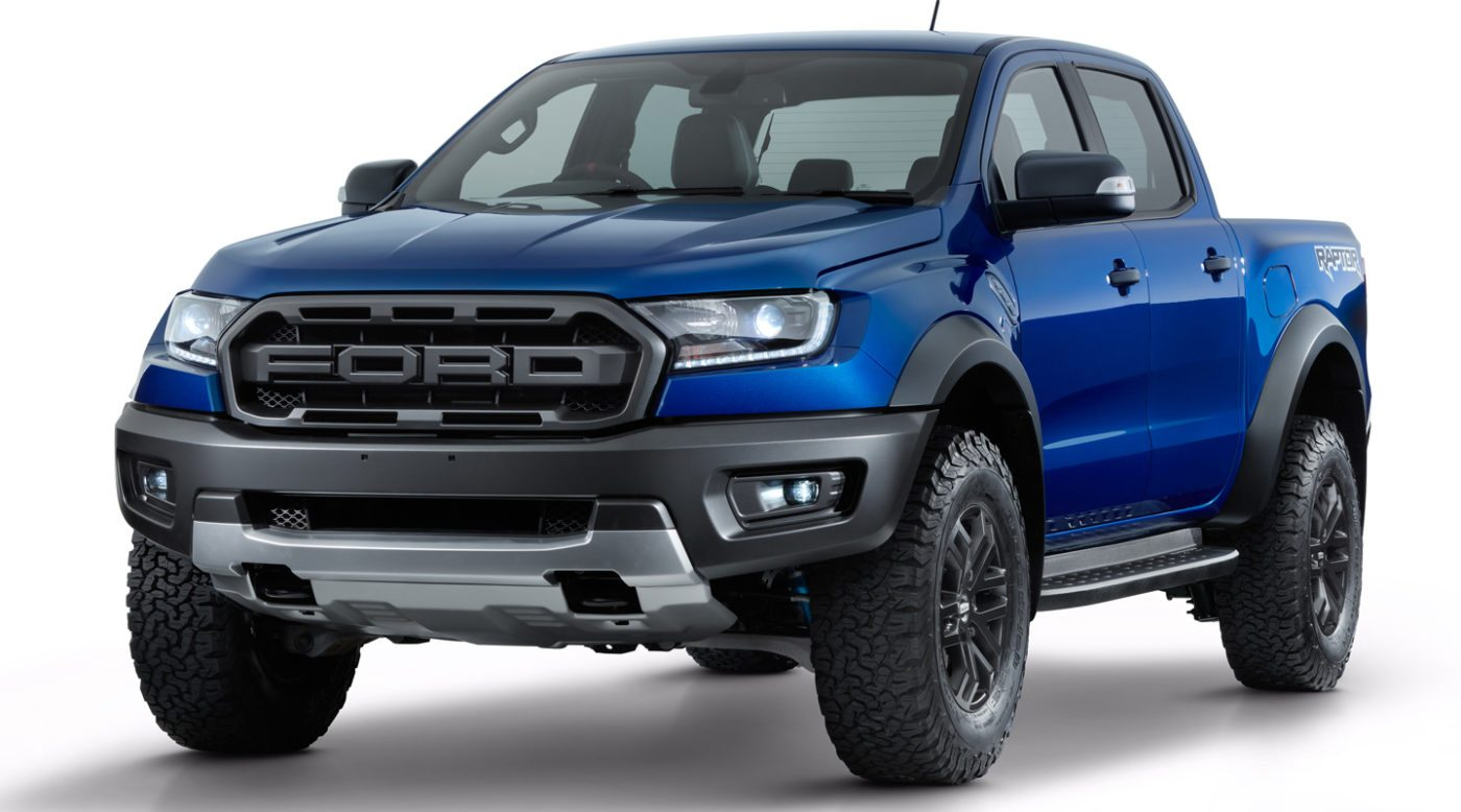 ford announces ranger raptor and we want it now. Black Bedroom Furniture Sets. Home Design Ideas