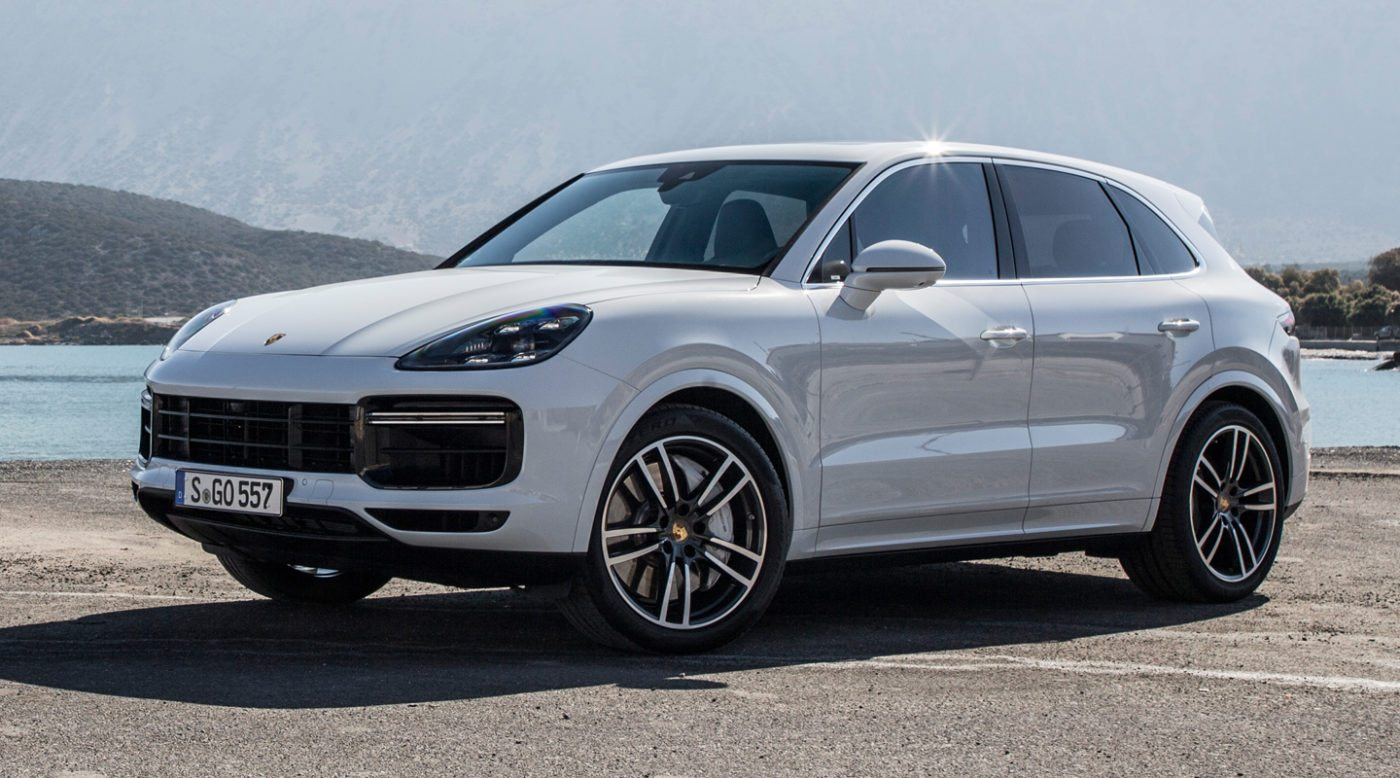 2019 Porsche Cayenne Price Specs Amp Photos