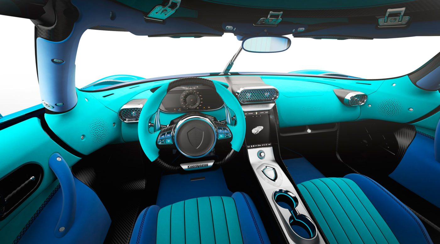 2018 Ferrari Concept >> Koenigsegg Regera d'Elegance is an Ocean on Wheels