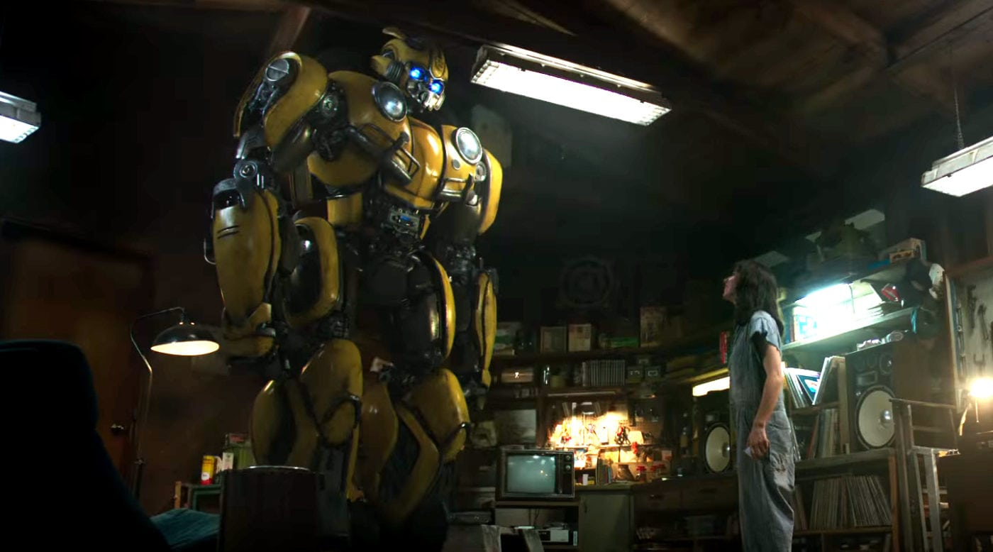New Quot Bumblebee Quot Movie Ditches Camaro