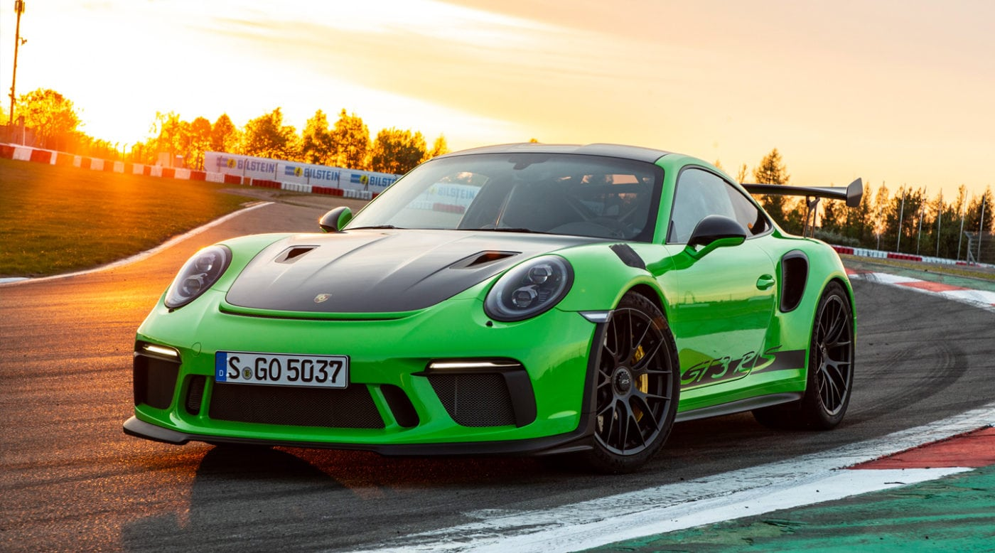 Porsche 911 GT3 RS Specs, Prices, Photos And Review