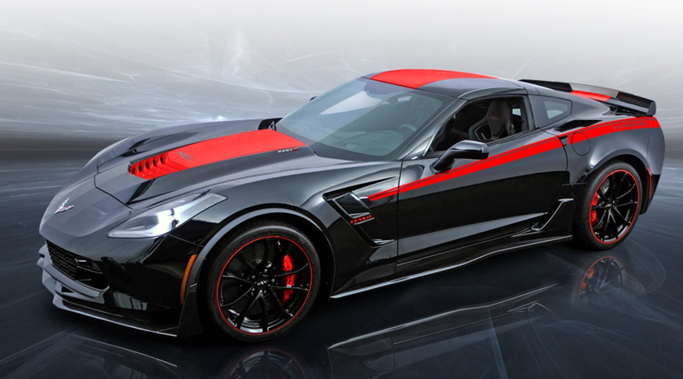 1 000 Hp Yenko Sc Corvette Announced