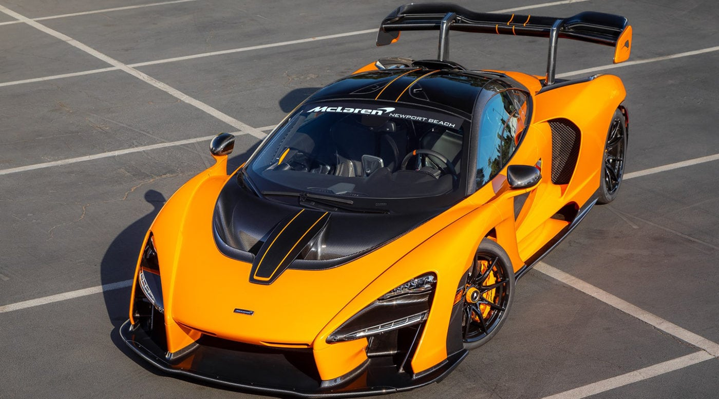Lamborghini Newport Beach >> McLaren Newport Beach: Your Senna Has Arrived