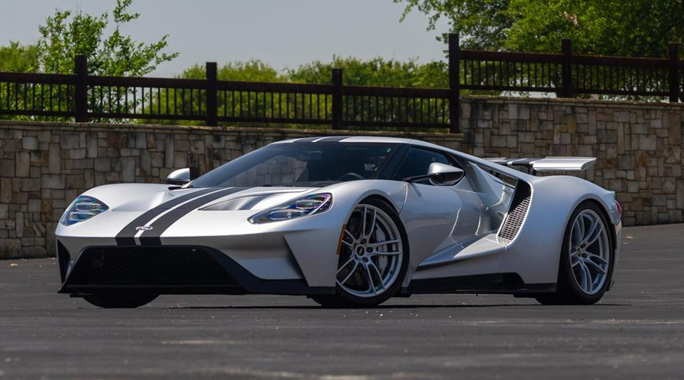 Since The New Ford Gt Has Been Released Theyve Been Quite Hard To Acquire If You Werent One Of The Few Selected To Order One If Youre Looking To Buy