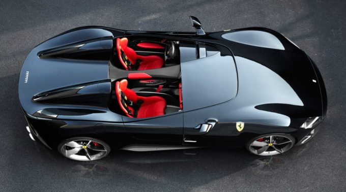 """Ferrari Unveils the Monza SP1 and SP2 in New """"Icona Series"""""""