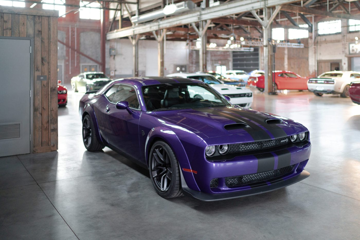 Dodge Hellcat For Sale >> Hennessey Announces 1200 HP Hellcat Redeye