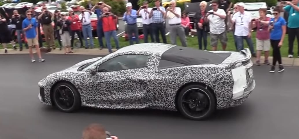 New Chevrolet Corvette to be Unveiled July 18th in Orange ...