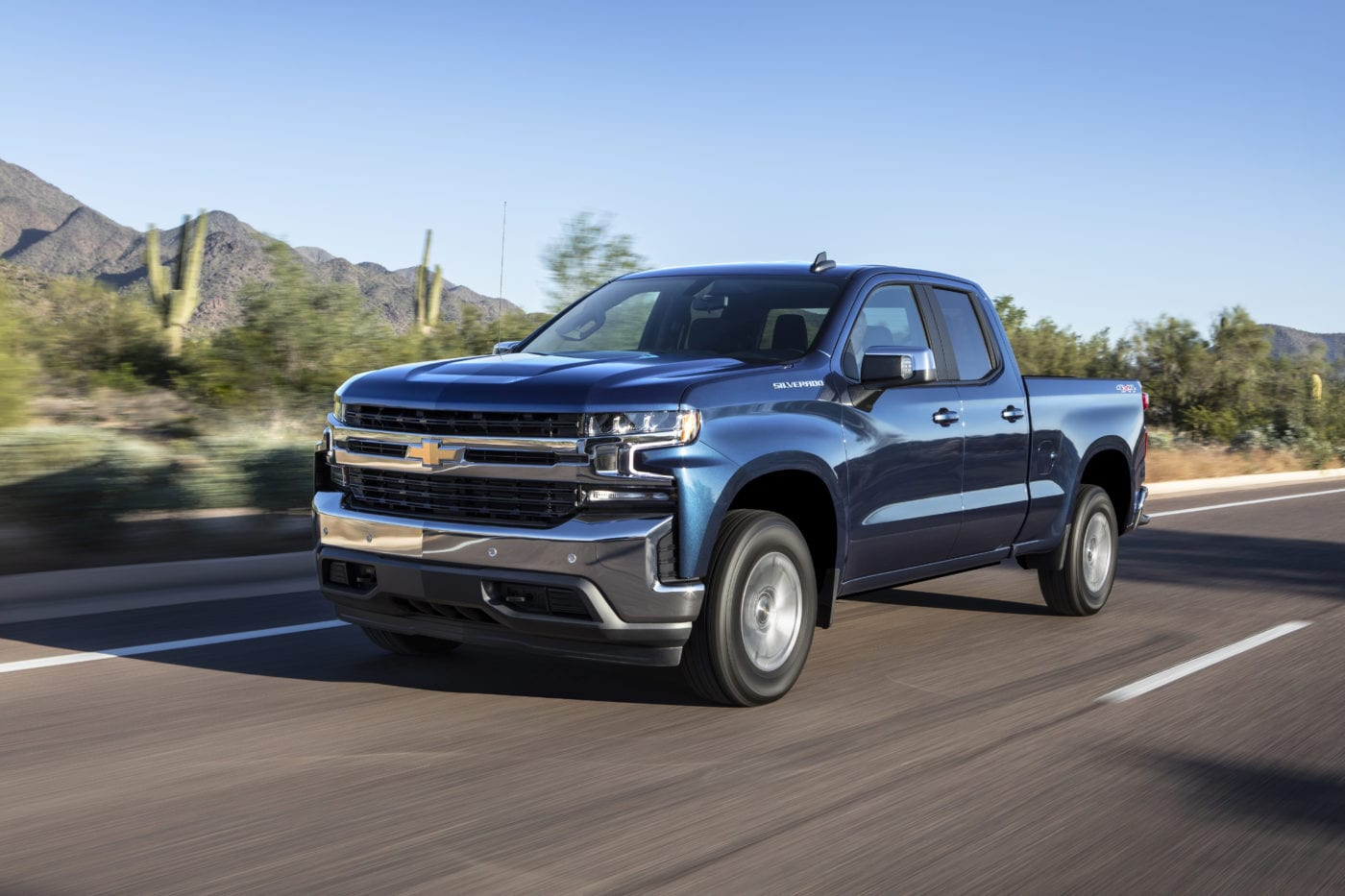 2020 Chevy Silverado Power To The People