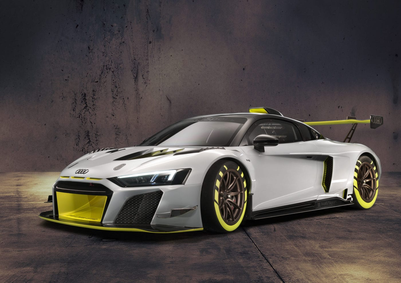 Audi R8 Lms Gt2 Revealed Audi S Most Powerful Customer Racing Car