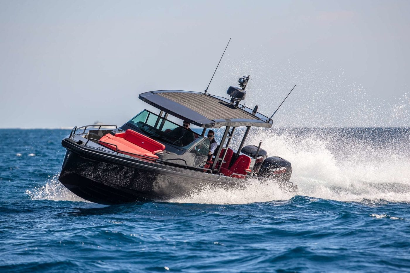BRABUS Teams Up With Jobe Watersports