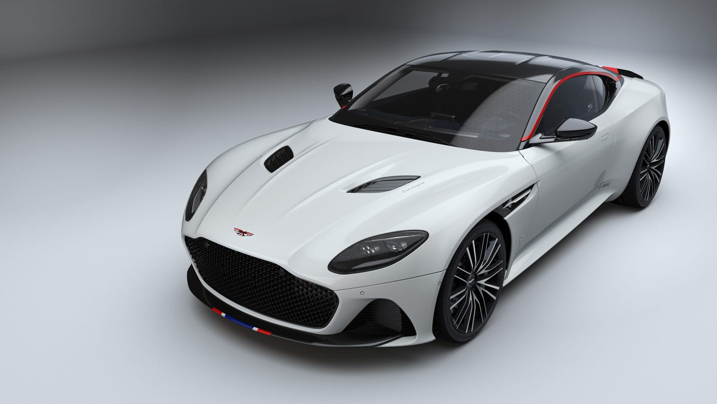 Aston Martin is Back to Work