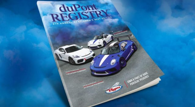 May 2020 duPont REGISTRY Uncovered – Free Issue- Car News