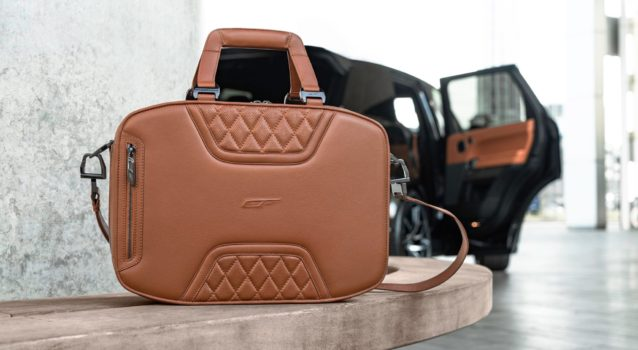 Overfinch Brings a New Level of Luxury to the Briefcase
