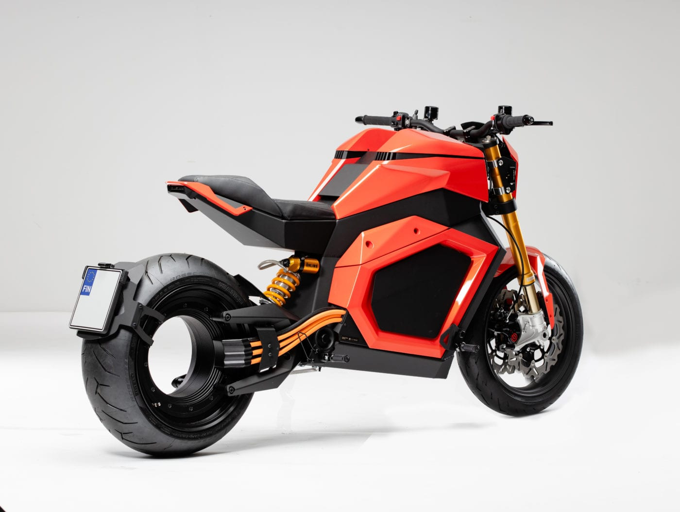 Verge Motorcycles Unveils the TS Electric Roadster