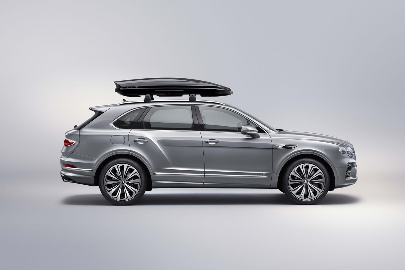 Bentley Bentayga Gets Four New Accessory Collections