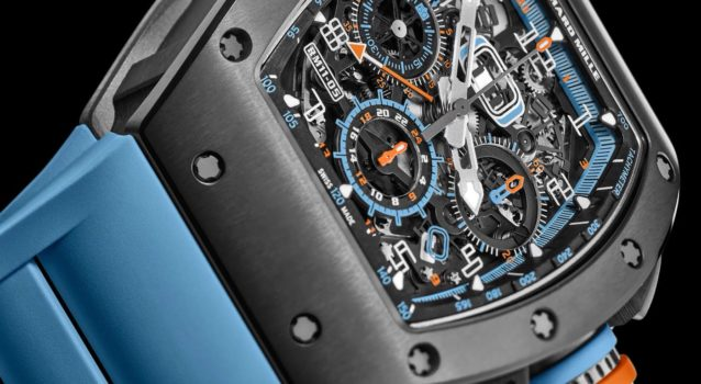 Richard Mille Debuts Watch With a Brand-New Material Called 'Cermet'