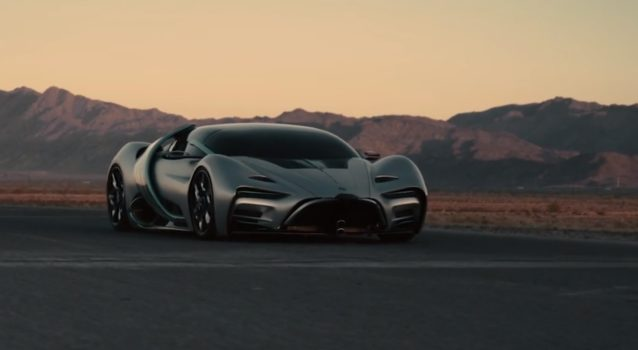 Hyperion XP-1 Offers 1,000 Miles of Hydrogen Power