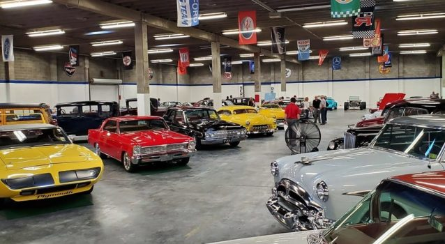 """Five Incredible Classic Cars for Sale at """"The Vault"""""""