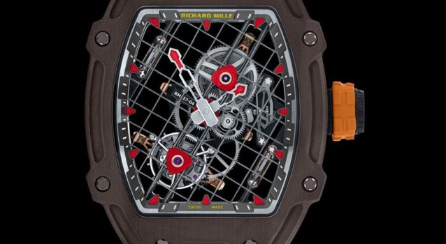 The New Richard Mille RM 27-04 Celebrates Rafael Nadal's Second Collaboration