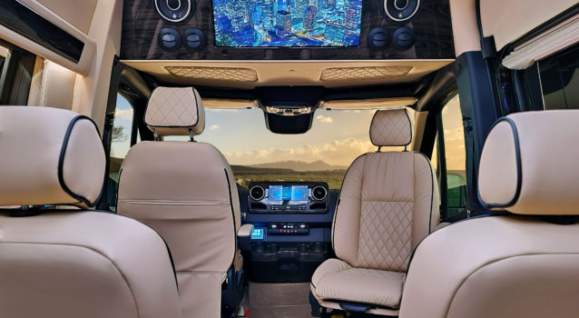 Own An Ultimate Toys Luxury Sprinter And Have It Pay For Itself