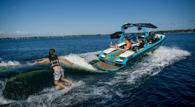 Check Out the All-Electric Super Air Nautique GS22E at the Fort Lauderdale International Boat Show- Car News