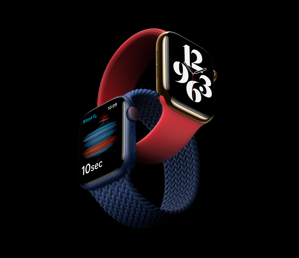 Apple Launches Series 6 Watch With New Improvements