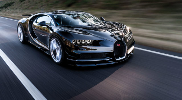 How Much It Costs To Lease a Bugatti Chiron