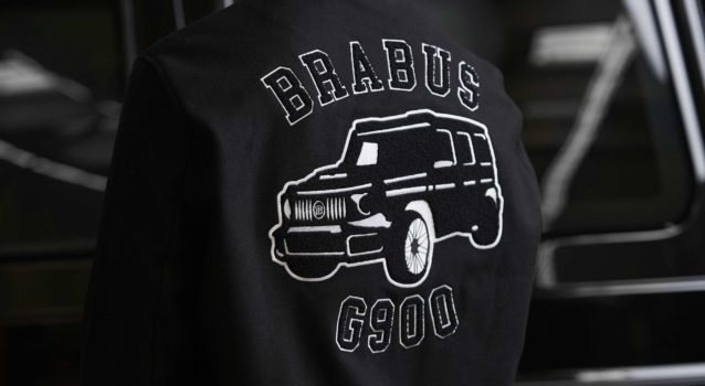 An Early Look At The BRABUS G Capsule Clothing Collection