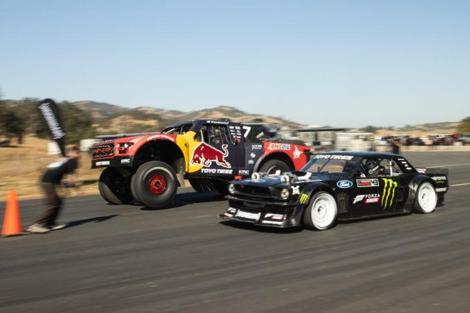 Many have tried to race the Hoonicorn Mustang only to fail