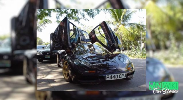 Finding the El Chapo McLaren F1 in Mexico