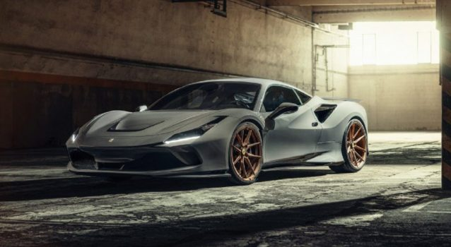 2021 Ferrari F8 Tributo By Novitec Knows No Limits