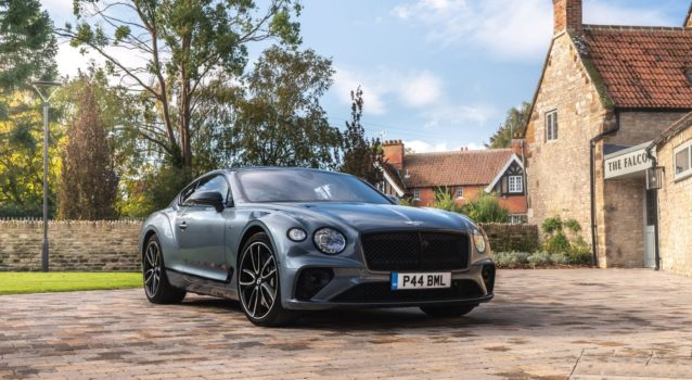 Bentley Mulliner Visualizer Is The Ultimate Configurator
