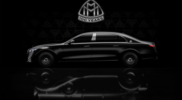100 Years of Maybach Automobiles in 1 Video