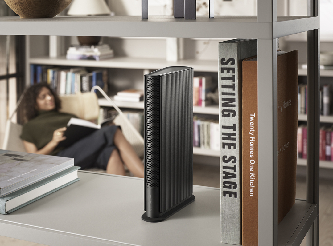 Discover The New Bang & Olufsen Beosound Emerge At-Home Speaker