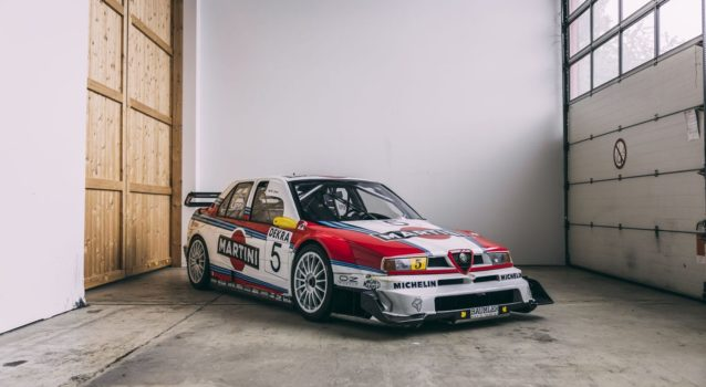 1996 Alfa Romeo 155 V6 TI ITC To Be Offered at RM Sotheby?s Milan Sale