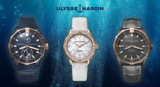 Discover The New Ulysse Nardin Summer 2021 Diver Collection