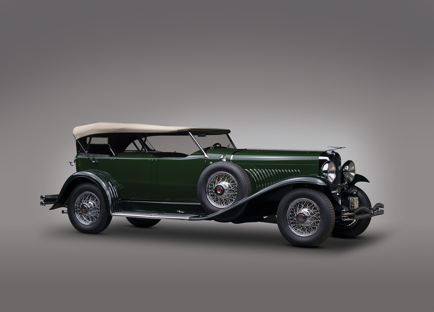 RM Sotheby's Presents The Paul Andrews Estate Collection: 1929 Duesenberg Model J 'Butterfly' Dual-Cowl Phaeton by Murphy