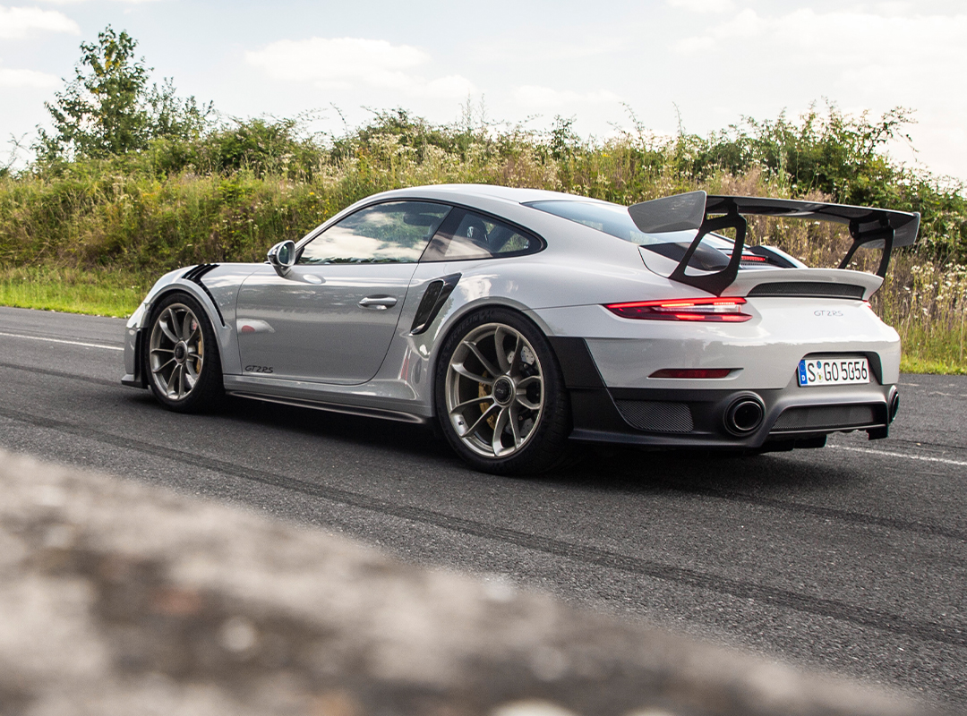 The GearBox: Porsche RS Style by PUMA
